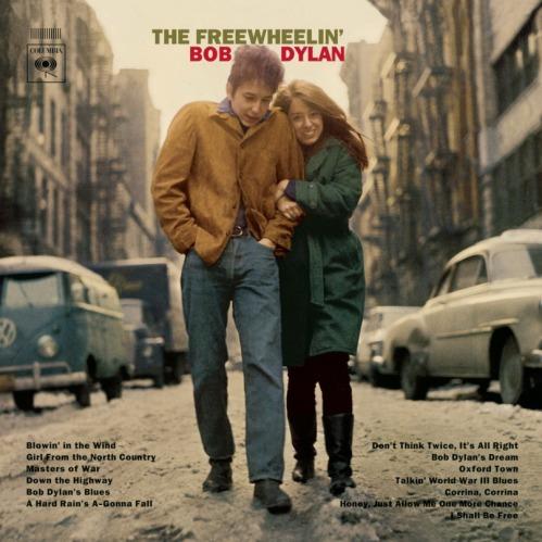 018 Freewheelin Bob Dylan