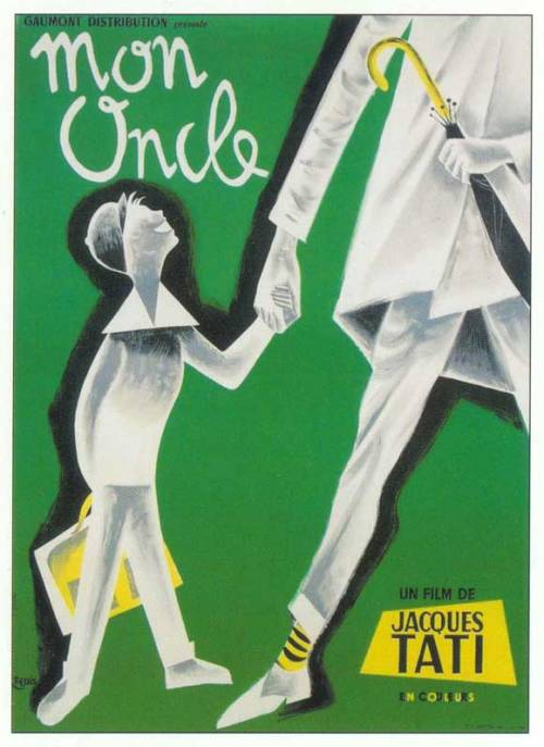 023 Mon Oncle Poster