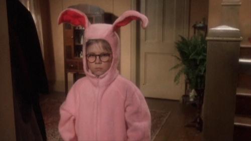 045 A Christmas Story Bunny