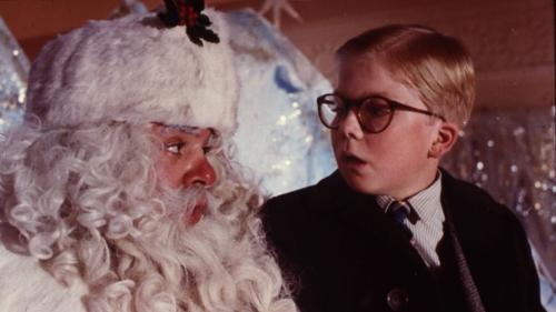 045 A Christmas Story Santa