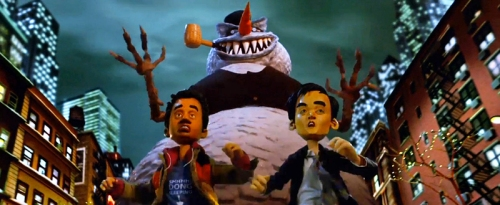 045 A Very Harold And Kumar Claymation