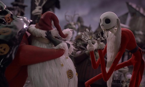 045 Nightmare Before Christmas Jack Santa