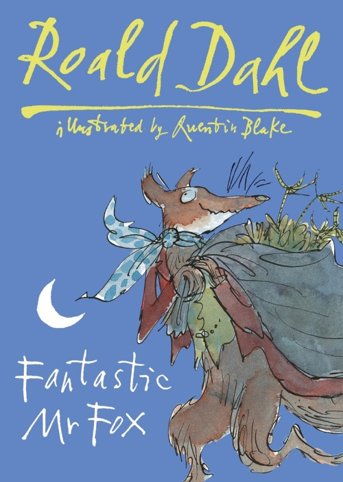 048 Fantastic Mr Fox Book