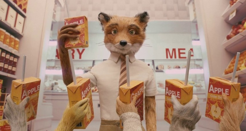 Image result for wes anderson fantastic mr fox